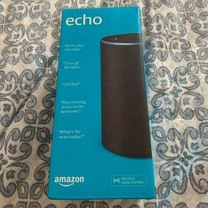 Amazon Echo 2nd Generation (unused/unopened)